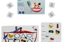 Super Tooth Educational Board Game / Learn and laugh with this Educational Board Game.