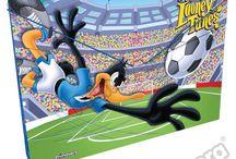 Carpetas Looney Tunes / Línea Escolar Primavera Regresa a Clases con TODO