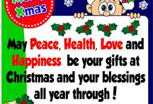 MERRY CHRISTMAS! / WISHING YOU AND YOUR LOVED ONES A VERY MERRY CHRISTMAS!!! http://www.teachenglishstepbystep.com/