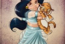 les princesse kawaii enfant