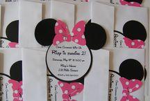 Minnie Mouse Birthday / by Alix Sheakley