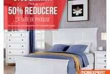 50% Reducere - Stoc Limitat - iunie 2016 / Se topesc prețurile - Stoc Limitat - 09 - 26 iunie 2016 ✓ Mobilier Dormitor ✓ Covoare ✓ Somn și Baie ✓ Canapele ✓ Mobilier Living ✓ Corpuri de Iluminat ✓ Decorațiuni ✓ Mobilier Dining ✓ Servește Masa ✓ Mobilier Terasă și Grădină