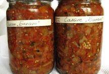 """салат:""""Бакат"""" из баклажан"""