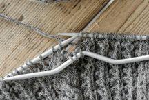 Knitting Stricken Tricoter