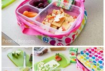 Sack Lunch Ideas / by Chelsey Mason