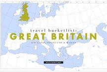 Travel Bucketlist