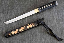 Japanese Swords - Made in Italy / This board is the short project history of my Tanto, realized for Time Changers by Giorgio Movilli (Movilli Blade).