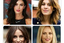 Hair Inspiration /The Long Bob / Hair,hairstyles,inspiration