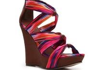 Shoes / by Jennifer Johnston