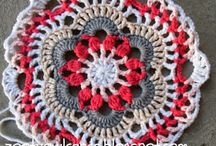Crochet. circles