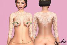 Omega Tattoos