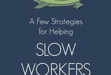 Slow working st.s