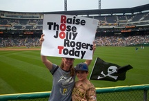 Raise the Jolly Roger / The roof is not my son, but I will raise it. / by Pittsburgh Pirates