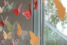 Butterfly Party | Festa das Borboletas / Borboletas