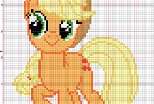 My little pony / Broderimønster