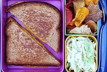 Food - Lunch Ideas / I never know what to make for lunch. =(