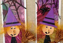 Čarodějnice a Halloween