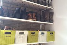 Huis: kelder garage schuur