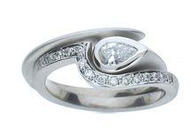 BRIDAL / Bridal jewellery - engagement rings, wedding banks, bridal sets, wedding jewellery
