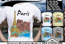 Famous Tourism Series T-Shirt / T-shirt from my kiosk online about Famous Tourism Series if you interested about my t-shirt you can contact me at  Yahoo_ID: ourkios or Blackberry Messenger : 27BD1F27