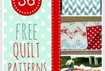 Quilting / Quilting ideas, inspiration and patterns. / by Falisha Ann