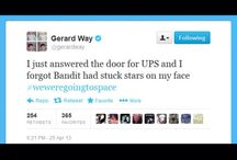 The Beauty of Gerard Way
