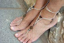 foot bling