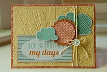 Homemade Card Inspiration / by Denise Martinez