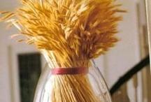 Couro ou trigo