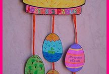 EASTERCRAFTS - EGGS AND HENS