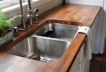 kitchen ideas? / by Ashleigh Blough