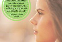 Divorce: Overcome Lingering Grief
