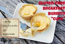 Gluten-Free Breakfast / Gluten-free breakfast recipes