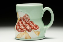 Potter:  Allen, Jennifer / Featured in the Ceramic Arts Daily newsletter too
