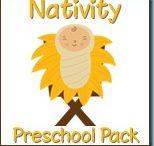 :: preschool: winter / by Jenny Vollmer