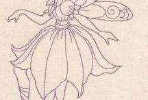 çiçek perisi