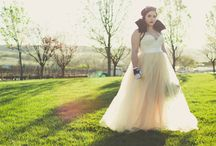 Wedding Gowns / Make your Big Day the Best! / by Dark Pony Designs