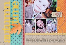 scrapbooking and sketches / by Nicole Nowlin