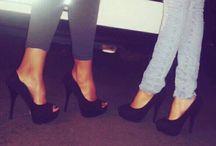 Sky High Heels, Cute flats & Boots