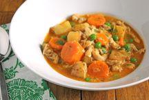 Its a crock-pot recipe