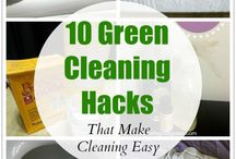 Clean + Organize / Cleaning and organizing tips, tricks, and ideas!
