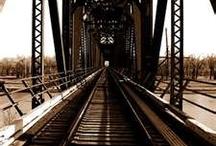 trains, planes.... / by Christal Dean