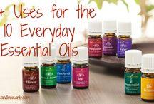 Essential Oils / by Kristin Thomas