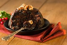 Home-Baked Traditional Plum Pudding