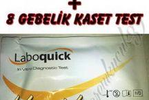 Laboquick Ovulasyon Testi