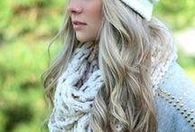 I love wearing hats  / by Nicole Chetto-Weldum