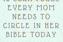 Mum scriptures