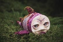 Koshicat art - Dolls / My art