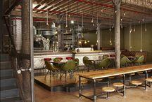 restaurants, bars n´ coffe shops