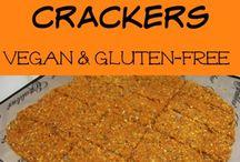 r{aw vegan crackers}